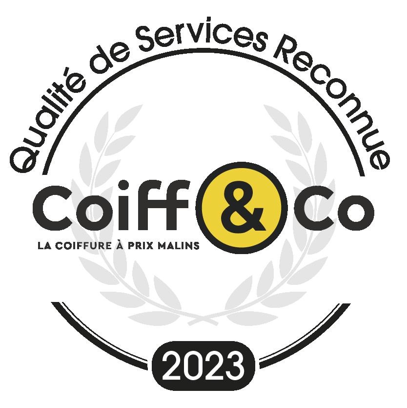 logo qualité de service reconnue